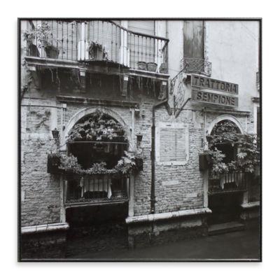 Italian Trattoria 13-Inch x 13-Inch Photo Print
