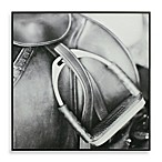 In The Stable I 13-Inch x 13-Inch Horse Photo Art