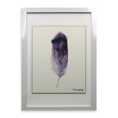 Feather I 25.5 x 37.5 Wall Art