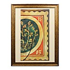 15 Cent Stamp 26-Inch x 36-Inch Wall Art