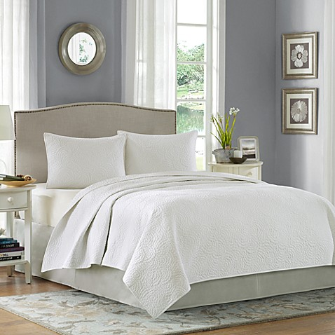 Harbor House™ Lynnwood Quilted King Coverlet Sham
