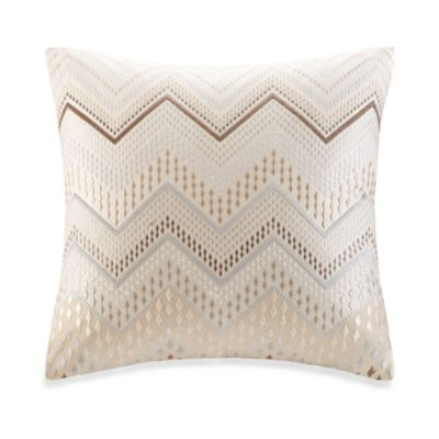 Harbor House™ Lincoln Embroidered 18-Inch Square Toss Pillow