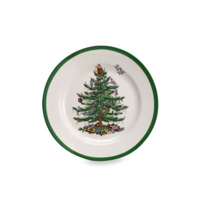 Spode® Christmas Tree 8-Inch Salad Plates (Set of 4)