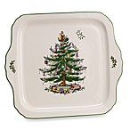 Spode® Christmas Tree 11-Inch Square Serving Tray