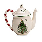 Spode® Christmas Tree 32-Ounce Peppermint Teapot