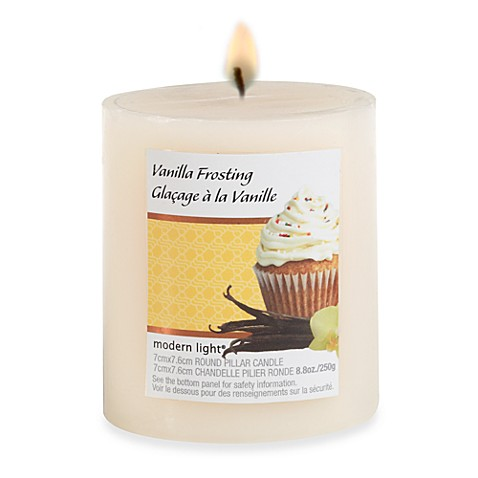 Modern Light® 8.8-Ounce Scented Candle - Vanilla Frosting