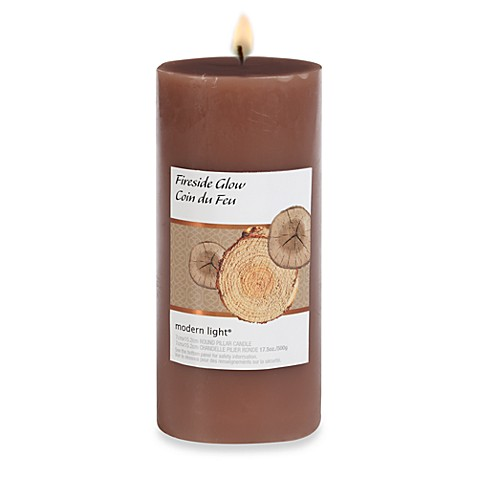 Modern Light® 17.5-Ounce Scented Candle - Fireside Glow