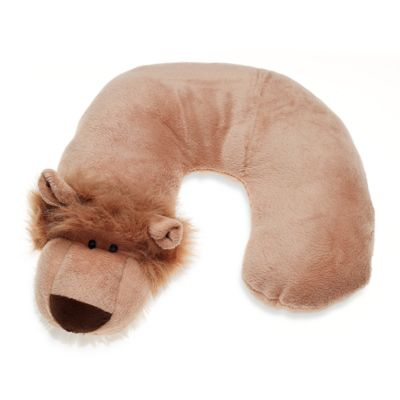 Jeep® Neck Support Pillow in Lion