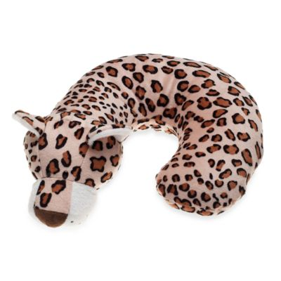 Animal Planet™ Neck Support Pillow in Leopard