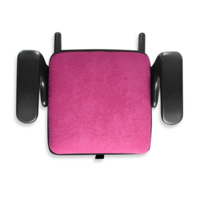 Clek Olli Booster Seat in Raspberry