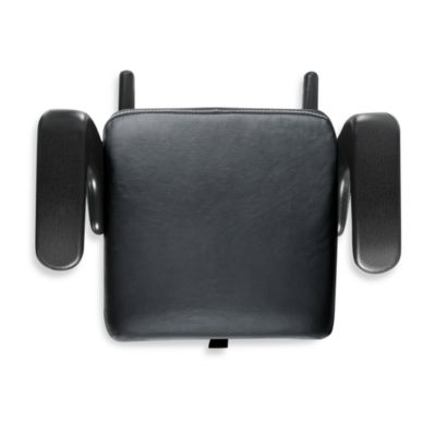 Clek Olli Booster Seat in Limited Edition Black Leather Cooper