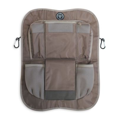 Prince LionHeart® Backseat Organizer in Brown/Tan