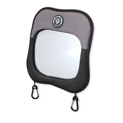 Prince LionHeart® Child View Mirror in Black/Grey