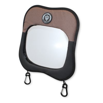 Prince Lionheart® Child View Mirror in Brown/Tan