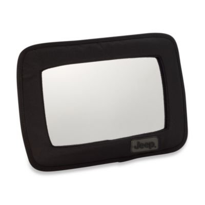 Jeep® Baby Gear Back Seat Baby View Mirror
