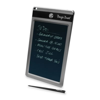 Boogie Board™ LCD Writing Tablet in Black