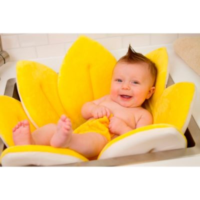 Blooming Bath™ Bath Tub in Yellow