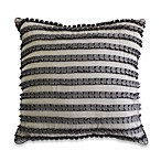 Nostalgia Home™ Grosgrain Ribbon Square Toss Pillow