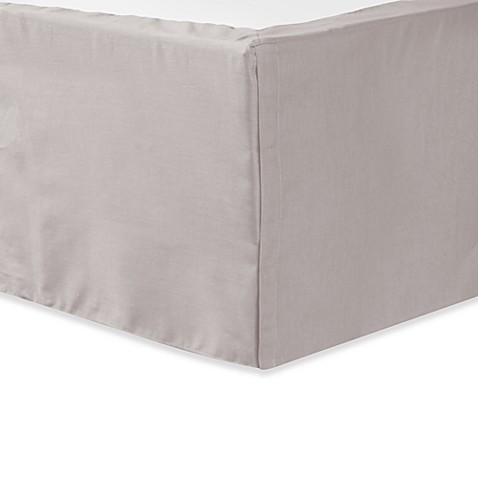 Nostalgia Home Fashions™ Pickstitch California Bed Skirt