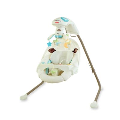 Fisher Price® My Little Lamb™ Cradle N' Swing w/AC Adapter