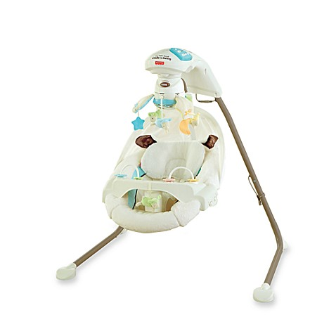 Fisher-Price® My Little Lamb™ Cradle 'n Swing