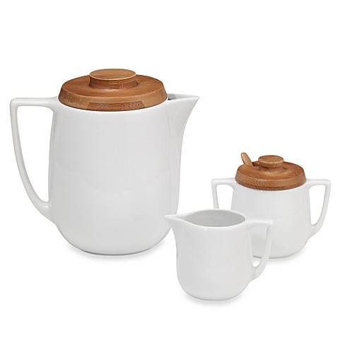 B. Smith 3-Piece Tea Set