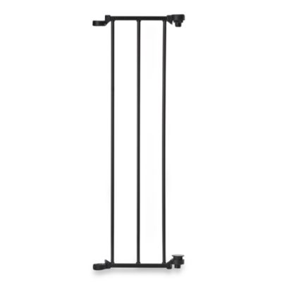 KidCo® 9-Inch Extension Kit for ConfigureGate in Black