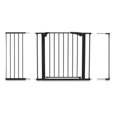 Black Safety Gates