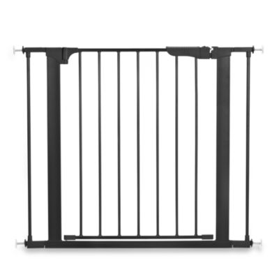 KidCo® Gateway Auto Close Pressure Mount Gate in Black