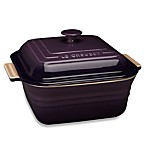 Le Creuset® Heritage 3-Quart Covered Square Casserole in Cassis
