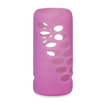 Dr. Brown's® 8-Ounce Glass Bottle Silicone Sleeve in Pink