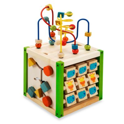 Interactive Toys > Maxim® My 1st Cube Activity Fun Box
