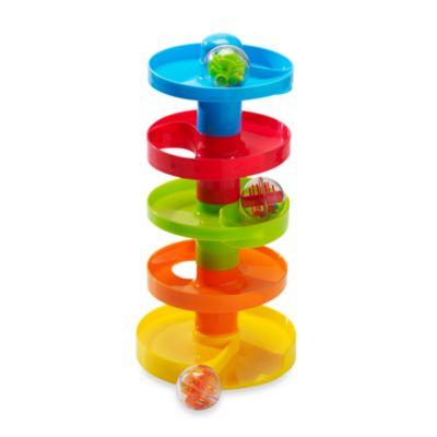 International Playthings Earlyears® Roll N Swirl Ramp