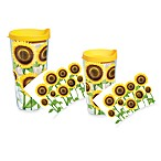 Tervis® Sunflower Wrap Tumblers with Yellow Lid