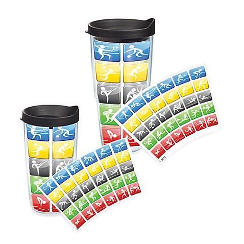 Tervis® Olympic Games Wrap Tumblers with Lid