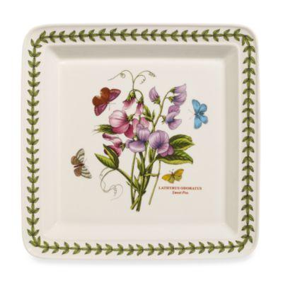 Portmeirion® Botanic Garden Square Dinner Plate