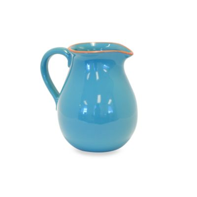 Baum Costa Del Sol 74-Ounce Pitcher in Turquoise