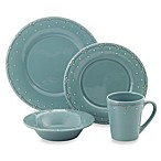 Genevieve Slate Dinnerware Collection