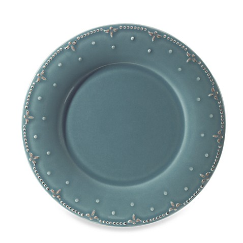Genevieve 8-Inch Salad Plate in Slate