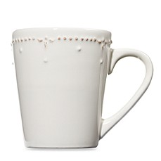 Genevieve 16-Ounce Mug in Ivory