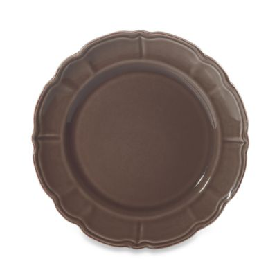 Italia Chocolate 8-Inch Salad Plate