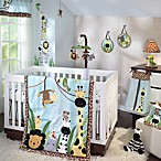 Lambs & Ivy® Peek-a-Boo Jungle Bedding Collection