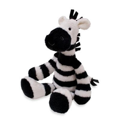 Lambs & Ivy® Peek-a-Boo Jungle Plush Zebra