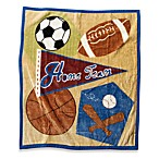 CoCaLo® Sports Fan Soft & Cozy Blanket