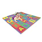 Foam ABC & Numbers Playmat