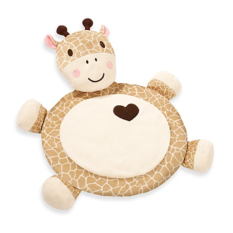 Summer Infant Plush Giraffe Playmat
