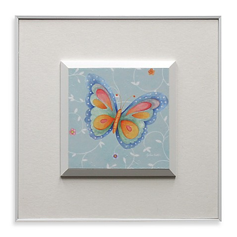 Whimsy Butterfly Wall Art