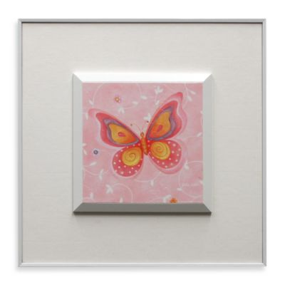 Whimsy Butterfly II Wall Art