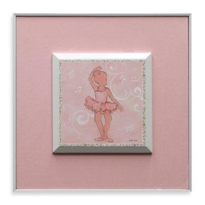 Little Ballet Dancer Wall Art