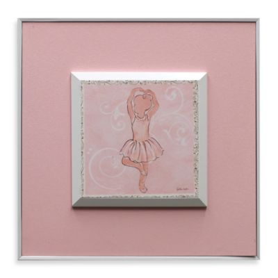 Little Ballet Dancer III Wall Art